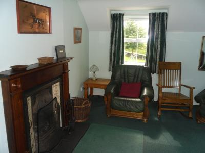 The   in Tiveragh Cottage